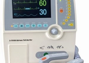 Defibrillator D-3000B