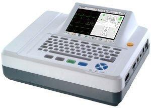 ECG MACHINE EM1200A
