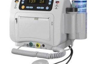 Tabletop Fetal Doppler
